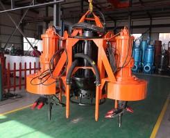 潜水渣浆泵机组