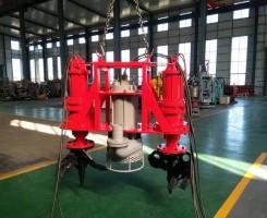 15kw潜水渣浆泵机组