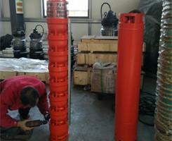 QJ(R)型潜水热水泵