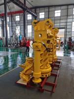 液压耐磨渣浆泵