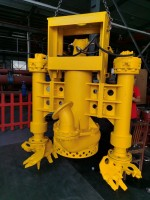 液压潜水渣浆泵机组