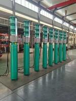 QJ型井用潜水电泵